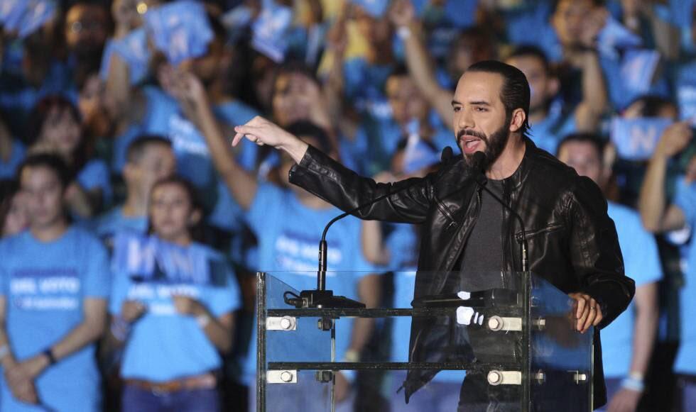El Salvador, otro país de América Latina que gira a la derecha