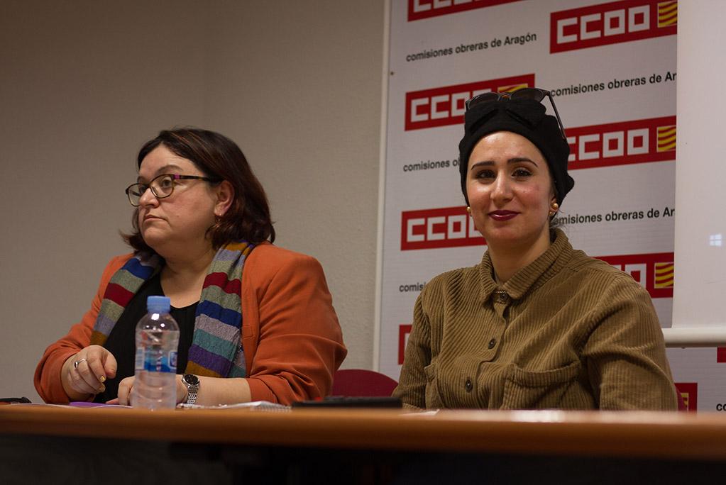Mujeres en conflictos: el caso palestino de la mano de Yaman Ateek