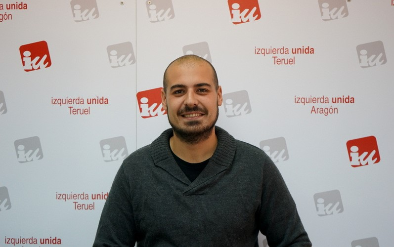 """Izquierda Unida Terueldenunciala """"grave situación"""" que vive el Hospital Obispo Polanco"""