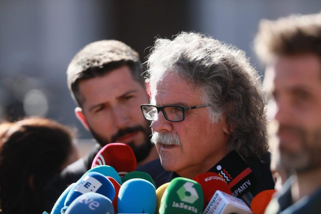 """Tardà: """"Este juicio está inspirado en la venganza de un Estado que se sintió humillado el 1-O"""""""