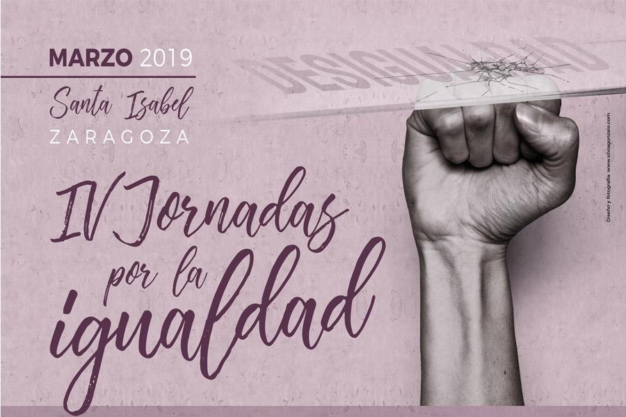 Los colectivos y servicios públicos del barrio de Santa Isabel se movilizan por la igualdad