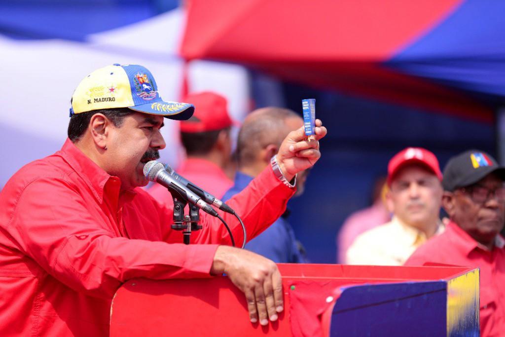 """Maduro: """"No aceptamos ultimatums de nadie"""""""