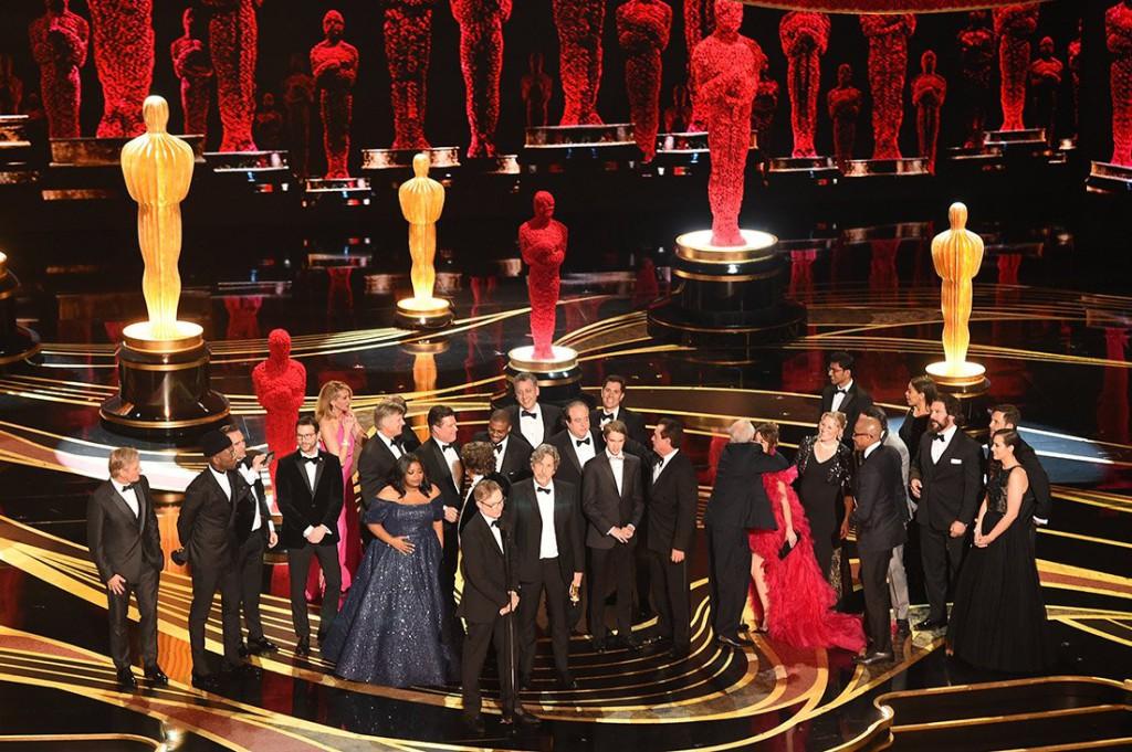 'Green Book' se lleva el Oscar a la mejor película y Cuarón mejor dirección por 'Roma'
