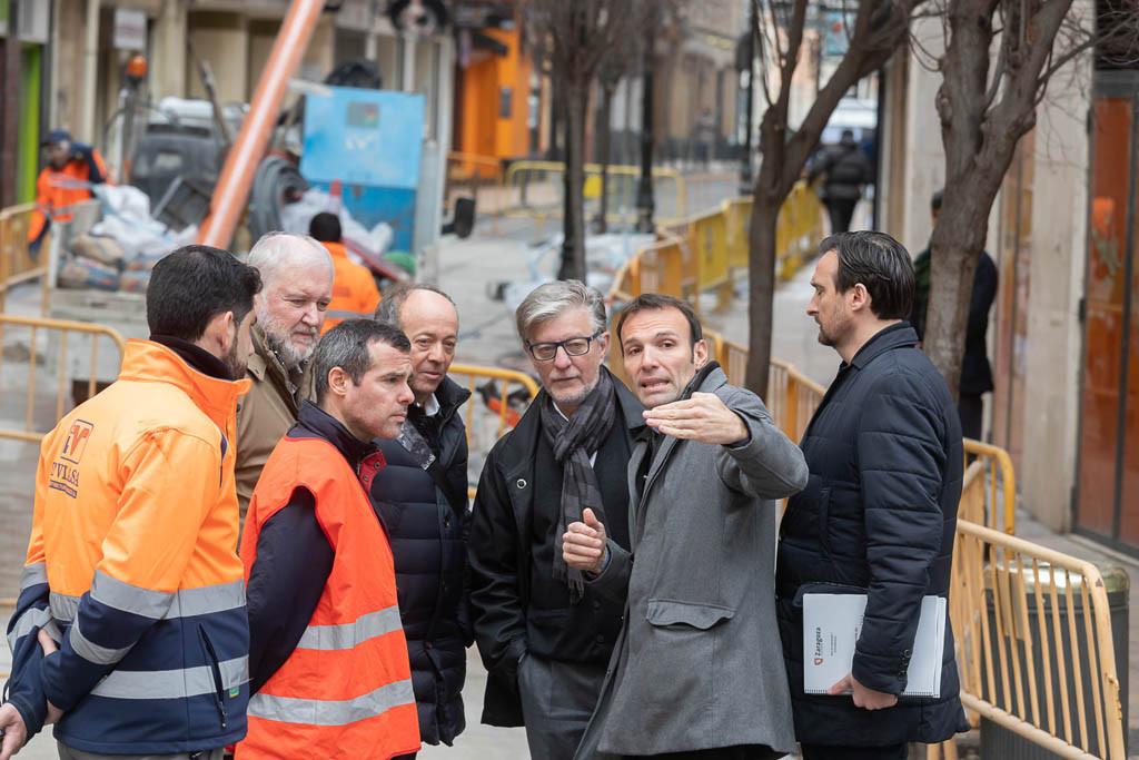 El plan de Cota 0 de Zaragoza, del casco histórico a los barrios