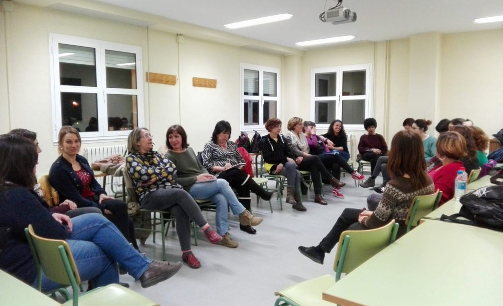 La Asamblea 8M Teruel celebra su primera reunión preparatoria de la huelga feminista