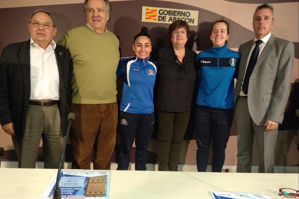 La VII Copa Gobierno de Aragón de Fútbol Sala Femenino se celebra este fin de semana en Torres de Berrellén