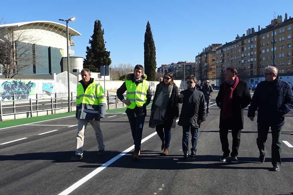 Uesca inaugura el próximo lunes el gran corredor deportivo del entorno del Alcoraz