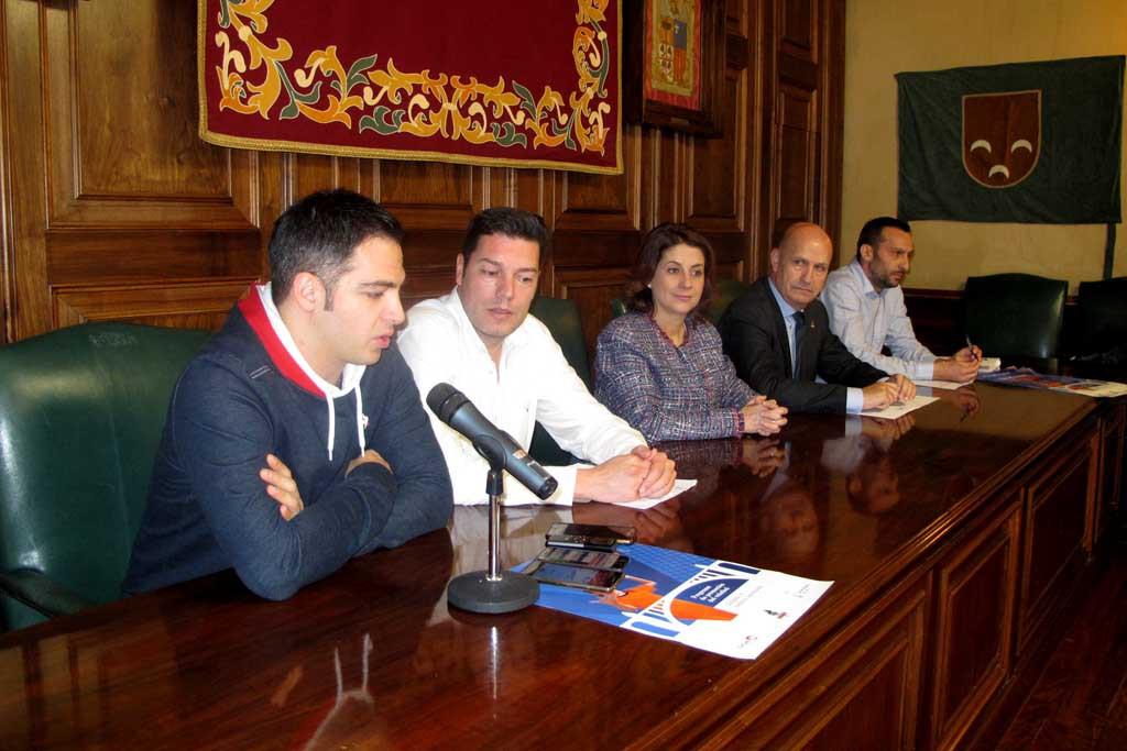 Teruel Ciudad Voley comienza su andadura