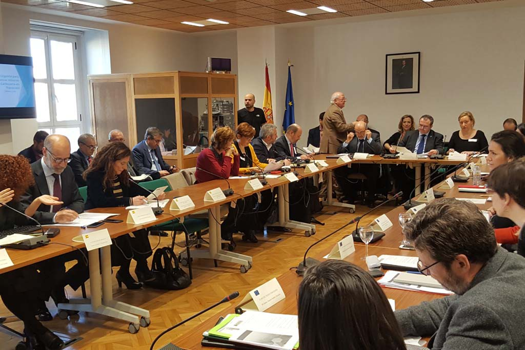 """Aragón pide a Europa una """"respuesta específica"""" para poder hacer frente al desafío de la transición energética"""