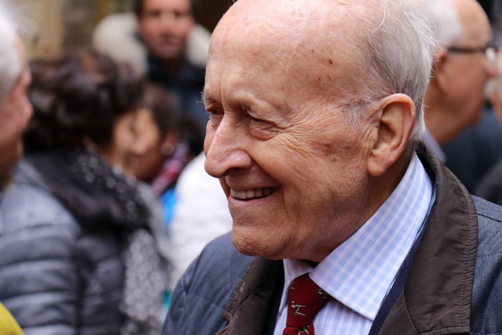 Fallece a los 86 años el histórico dirigente del PNV Xabier Arzalluz