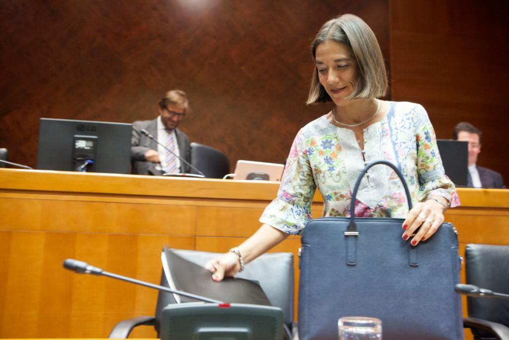 La interventora general informa de las consecuencias de la prórroga presupuestaria y la liquidación de las cuentas de 2018