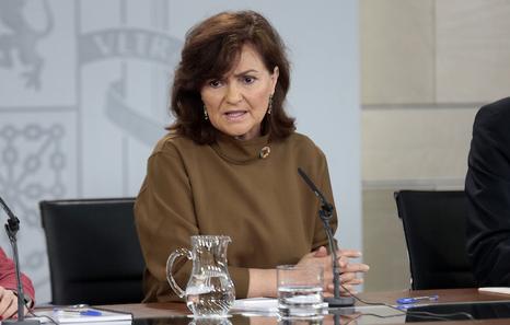 """El Gobierno español claudica ante la derecha y su barones y el Govern acusa al Ejecutivo de Sánchez de """"falta de coraje y de valentía"""""""