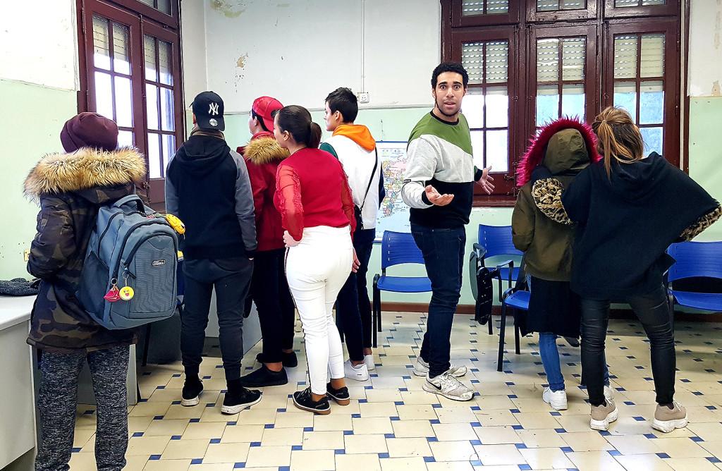 Inauguración de la exposición 'Lírica Cerámica: dando voz a las personas'