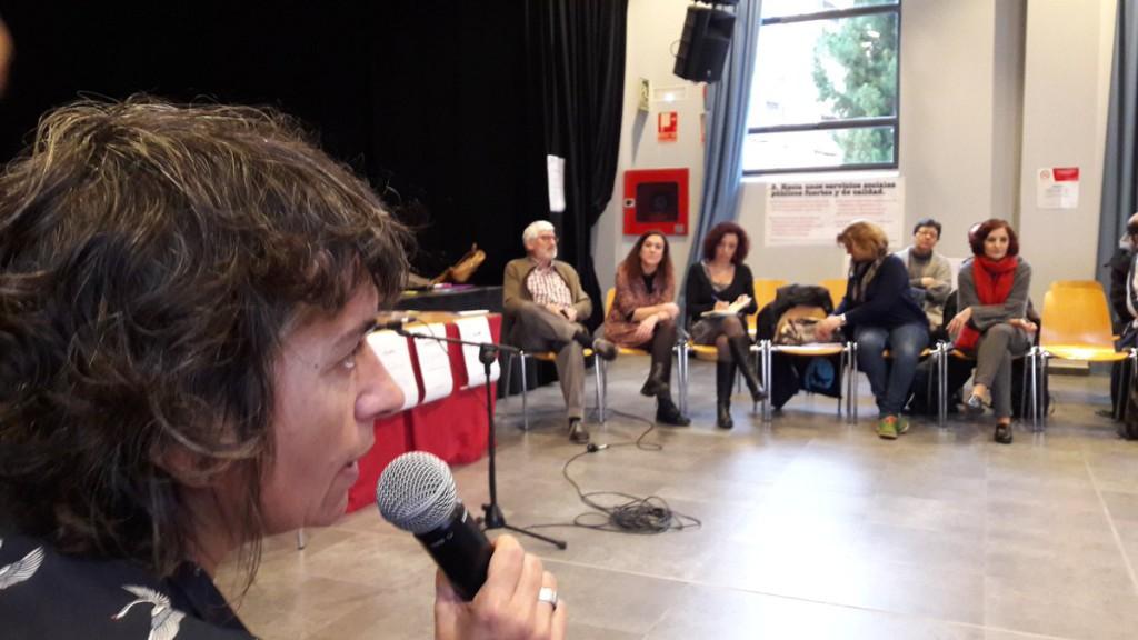Zaragoza en Común celebra el VI Foro de Derechos Sociales para elaborar propuestas programáticas