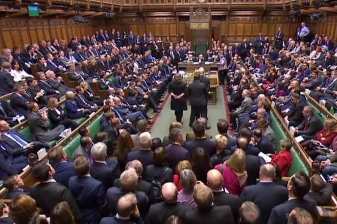 La Cámara de los Comunes da luz verde a una ley para evitar un Brexit sin acuerdo