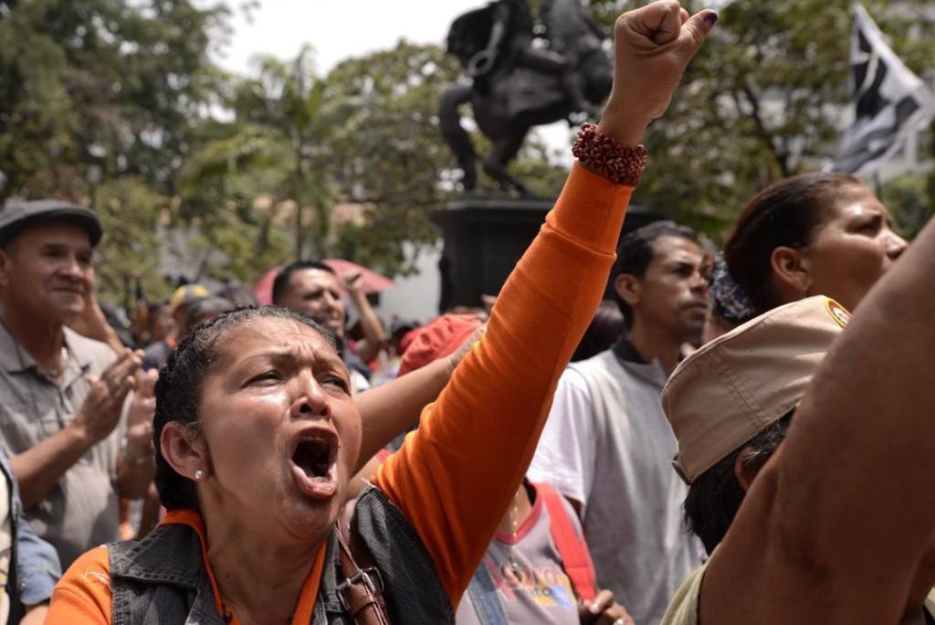 """Maduro responde a EEUU tras el sabotaje eléctrico masivo: """"El imperio subestima al pueblo venezolano"""""""