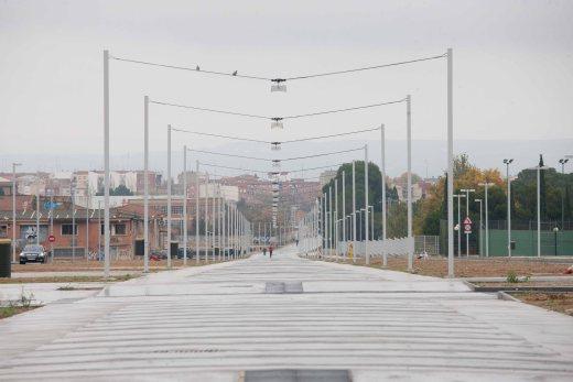 El Ayuntamiento de Zaragoza pagará los 2,6 millones de euros del Corredor Verde