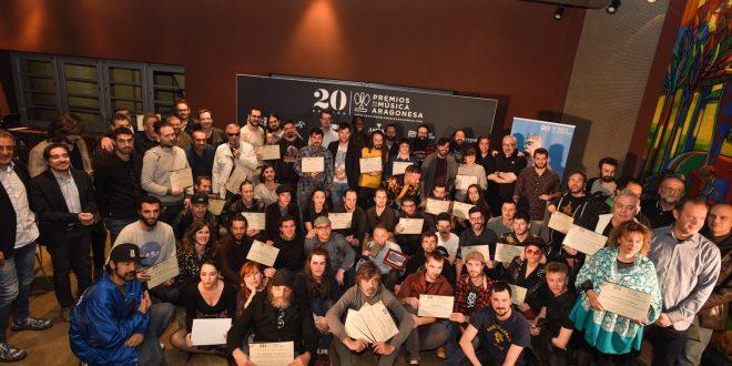 Las nominaciones de los Premios de la Música Aragonesa 2019