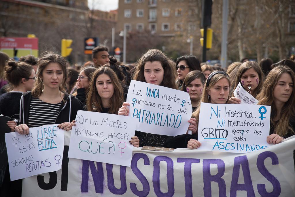 Podemos quiere destinar 600 millones a un Plan Estatal de Lucha contra las Violencias Machistas y crear una asignatura de feminismos