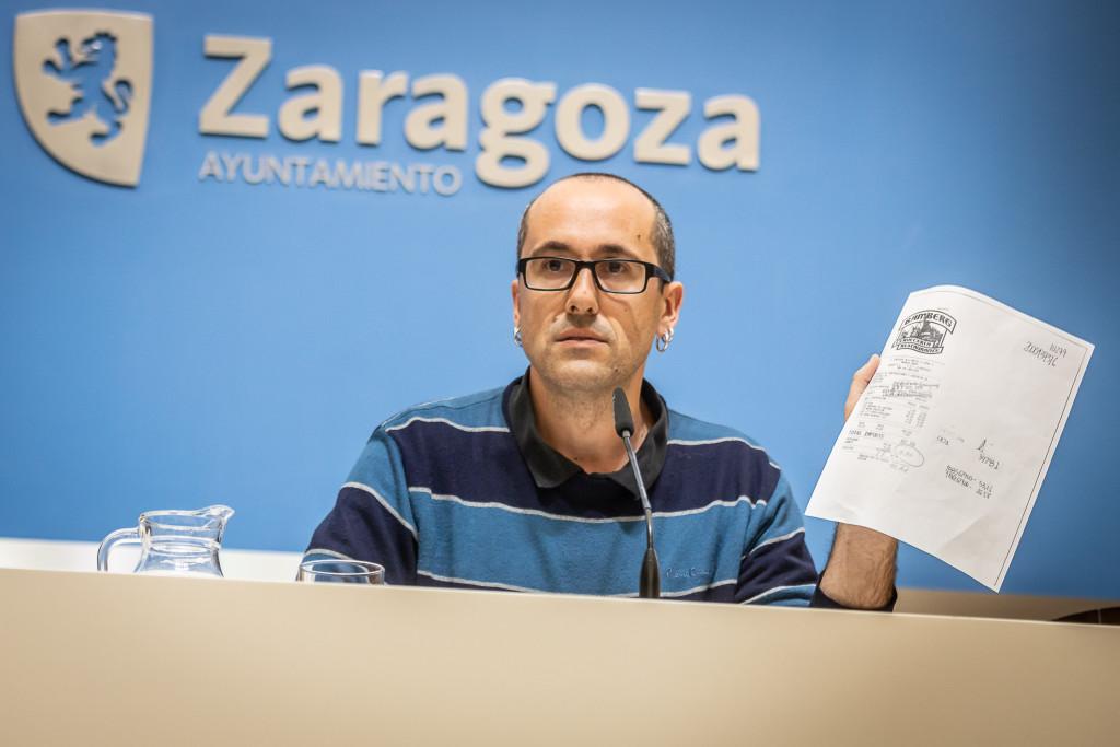 """Menú de chuletón a costa de todas: FCC """"cuela"""" facturas de comidas al Ayuntamiento de Zaragoza"""