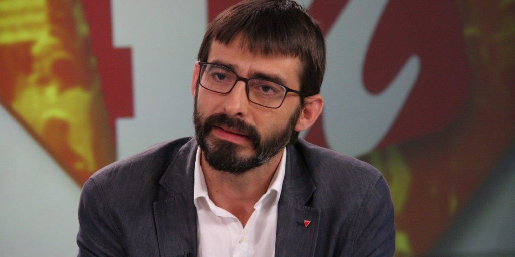 Álvaro Sanz (IU): «Sería un error gravísimo no ser capaces de construir una única respuesta alternativa a la izquierda del PSOE»