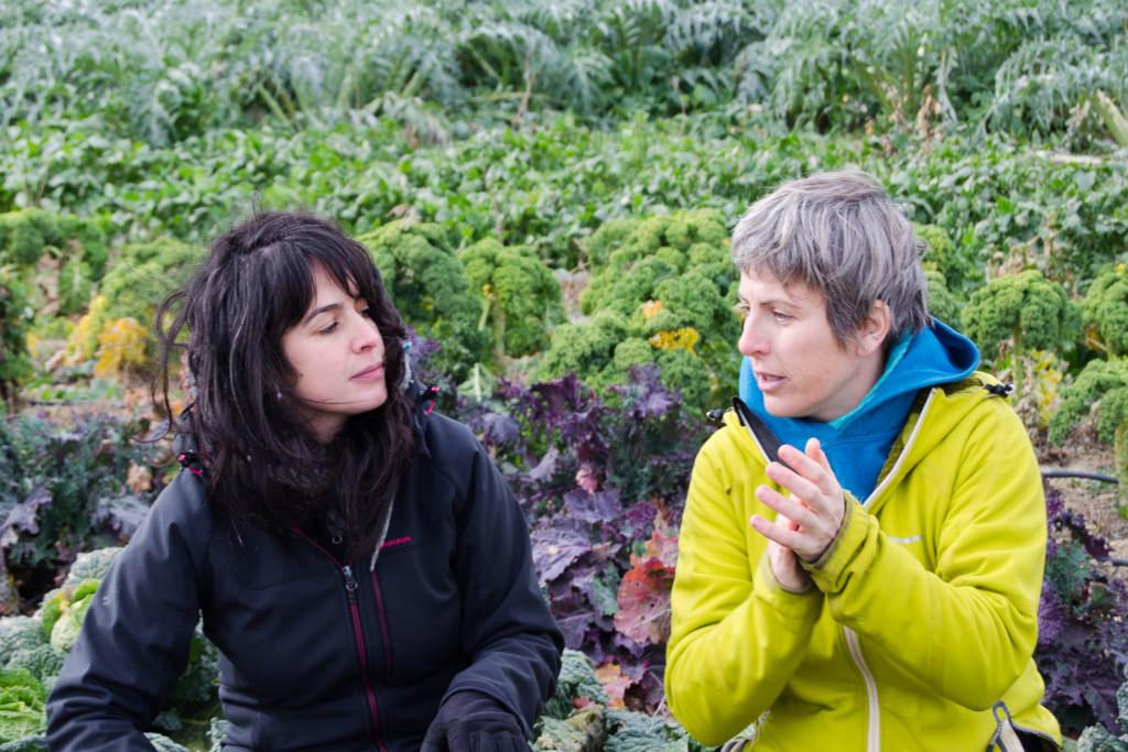 Biela y Tierra, pedales y agroecología
