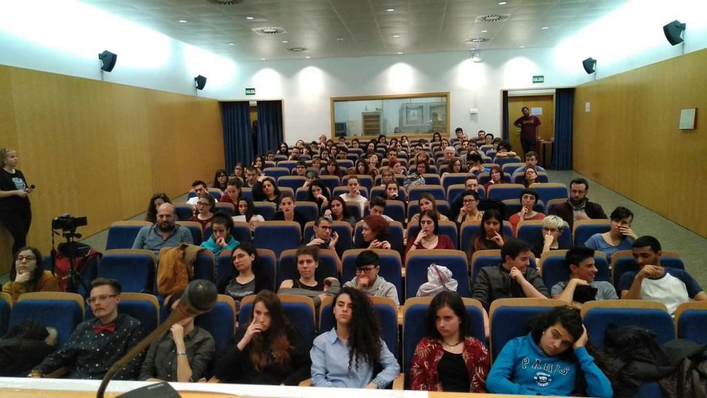 La actualidad a debate en las IX Jornadas de Marzo de la Juventud Comunista en Aragón