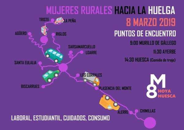 Caravana Mujeres Rurales Morillo