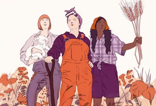 Por un feminismo de chirmanas de tierra