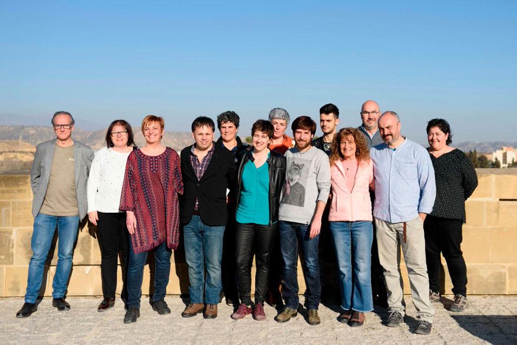 Con Huesca presenta un programa de movilización de vivienda vacía para alquiler