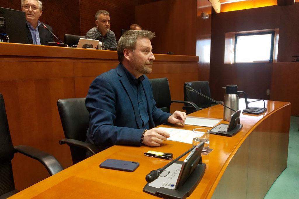 Soro anuncia los plazos de ejecución de las obras de la Estación de Canfranc