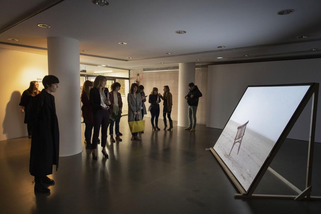 'Líneas de resistencia' una exposición de Gema Rupérez centrada en los desiertos demográficos