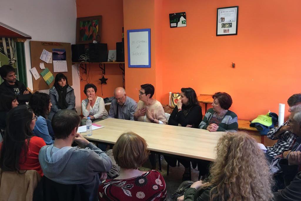 «Construiremos un canal navegable hasta el mar», estreno del documental colectivo del barrio de Torrero