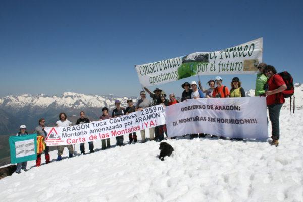 La estación de esquí de Castanesa: el proyecto zombi ataca de nuevo