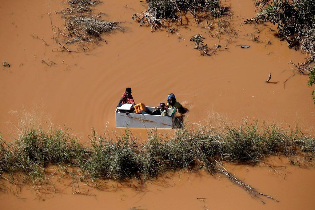 """El paso del ciclón """"Idai"""" provoca una situación de emergencia en el sureste de África"""