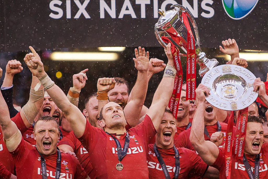 Gales e Inglaterra se llevan el Seis Naciones con Grand Slam incluido