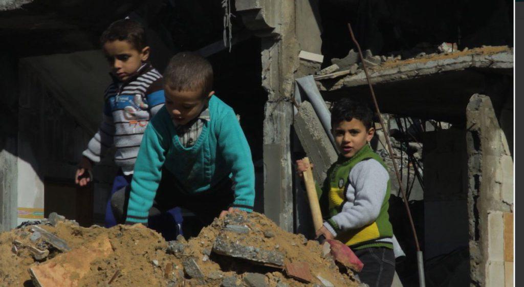 'Gaza. Una mirada a los ojos de la barbarie', ganador de un Goya en 2019, se proyecta en Zaragoza