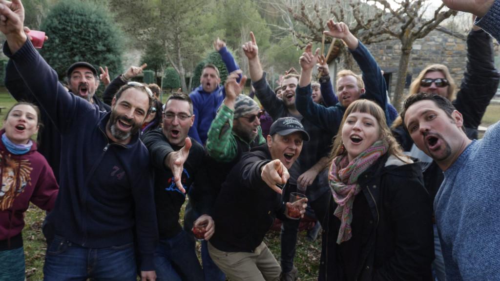 El documental 'SobrarbeSon', de Juan Carlos Somolinos, refleja el exótico y ecléctico panorama musical actual de Sobrarbe