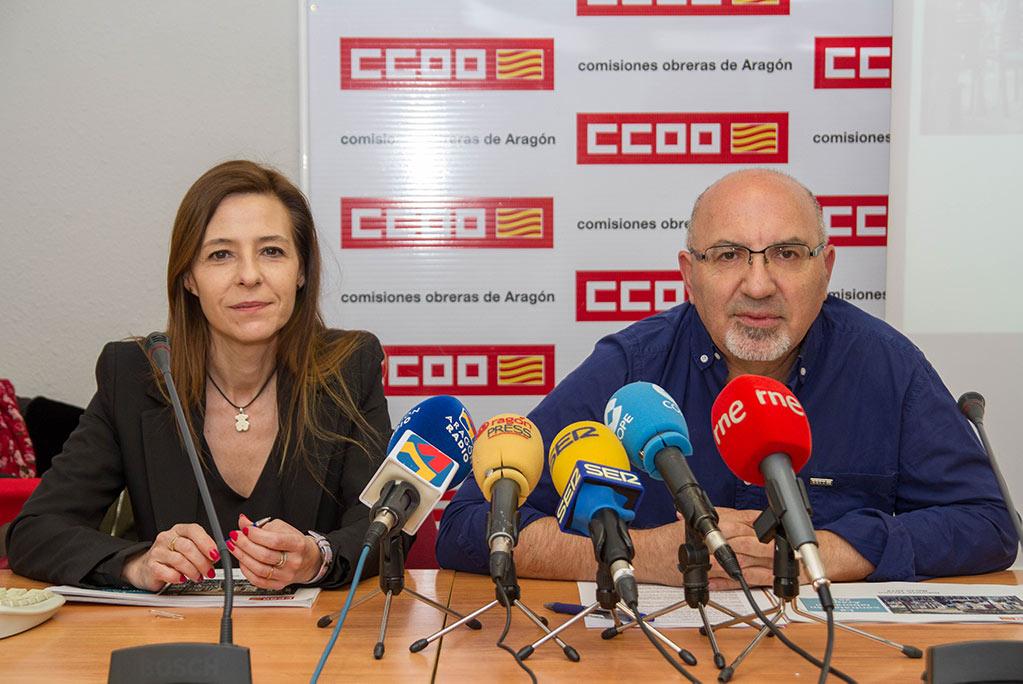 La industria, la hostelería y la limpieza, los sectores con más trabajo en 2018 en Aragón