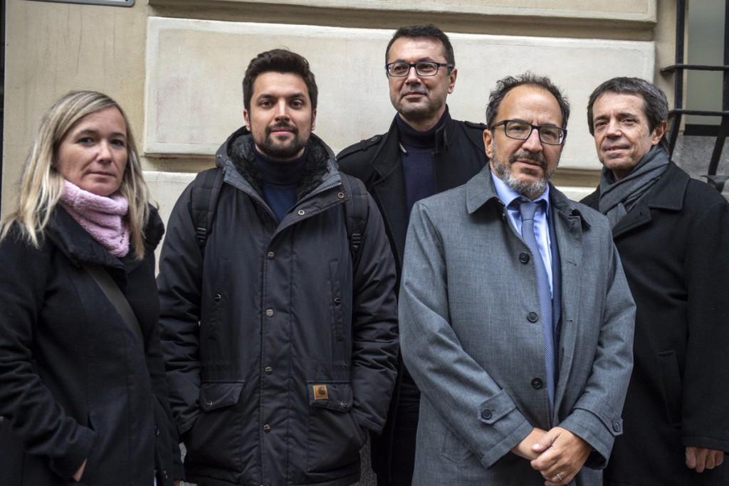 """Observadores internacionales critican a Marchena por permitir """"la banalización de la violencia policial"""" del 1-O"""