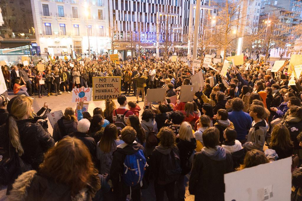 Juventud por el Clima convoca una movilización en Zaragoza