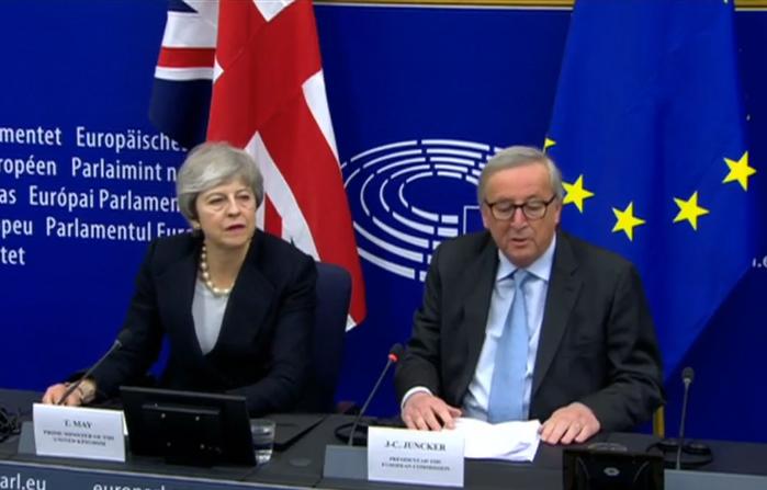 May y Juncker.
