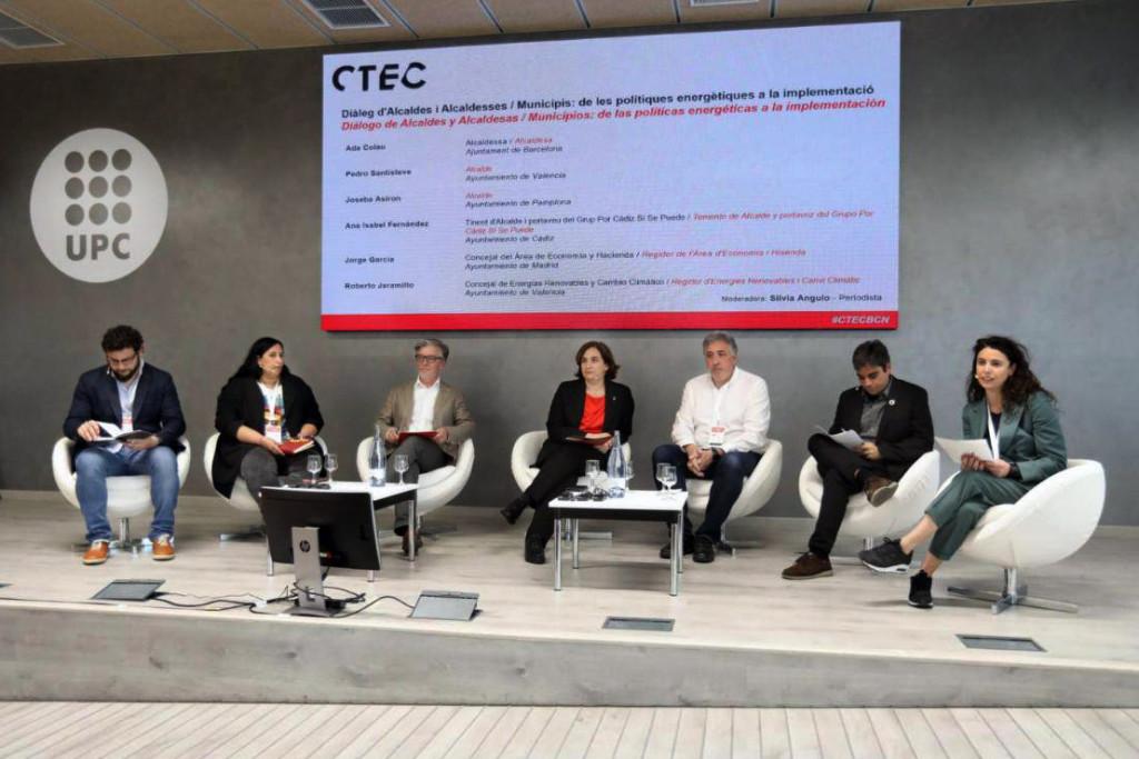 """Pedro Santisteve: """"La transición energética será desde las ciudades"""""""
