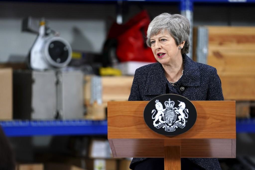 May propone un nuevo referéndum para decidir la salida de la Unión Europea