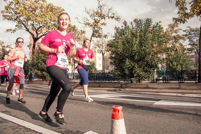 La I Carrera Feminista reclamará el derecho a correr sin miedo