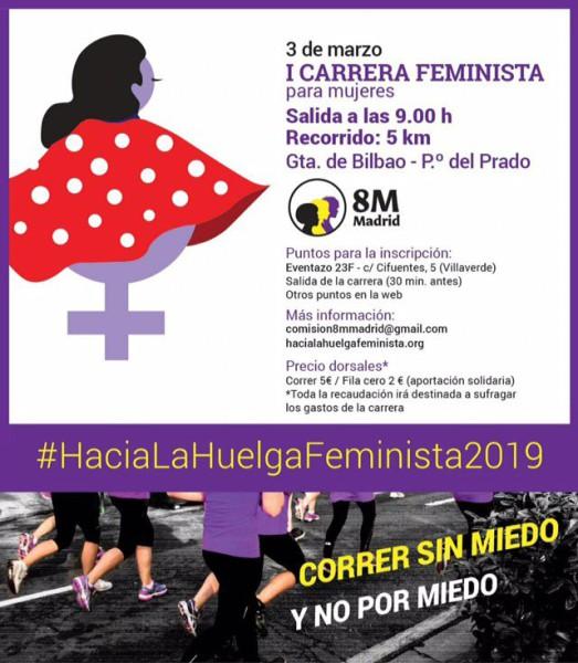 carrera feminista