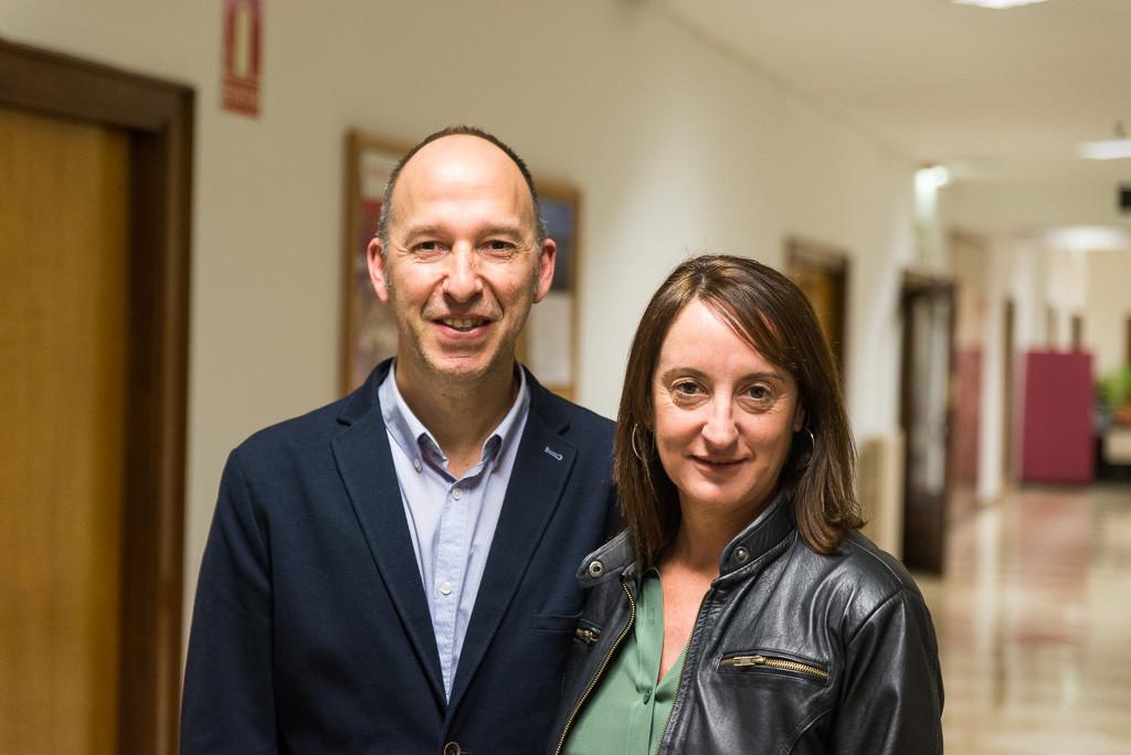 Ángela Labordeta: «Si se para el voto de la ultraderecha, van a ser las mujeres quienes lo consigan»