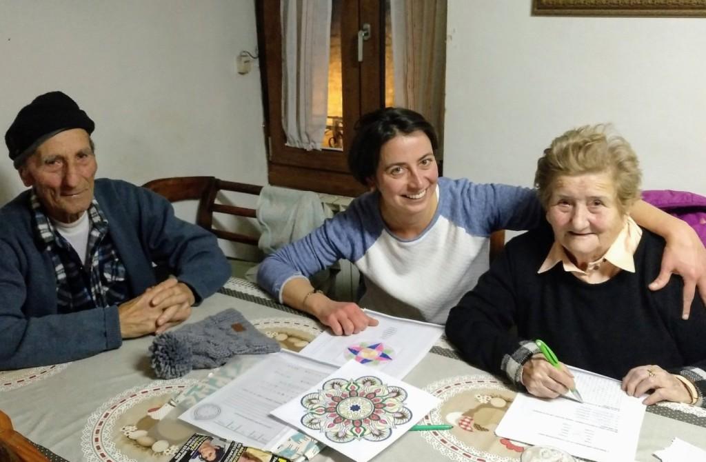 """El programa """"Envejece en tu pueblo"""" de Senderos de Teja ganador del premio al emprendimiento social en Aragón"""