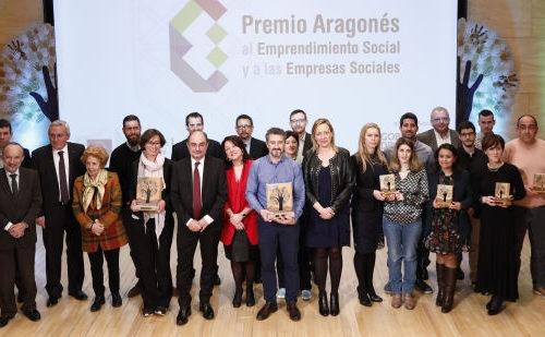Las empresas Mapiser y Senderos de Teja, Premios Aragón de Emprendimiento Social