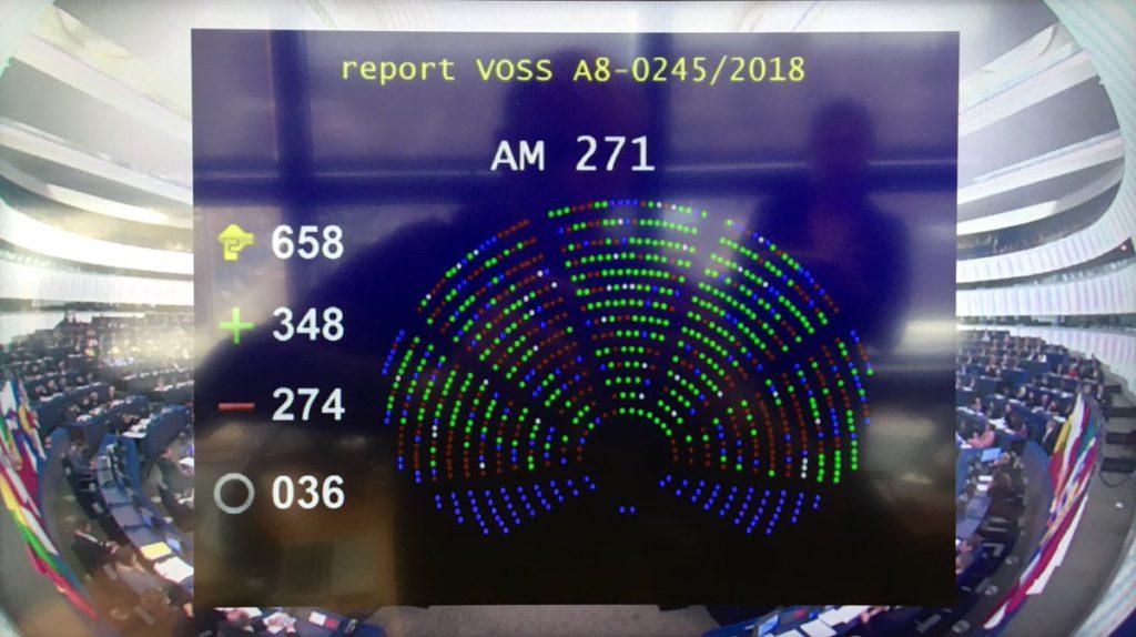 """""""Censura"""" en internet: el Parlamento Europeo aprueba la nueva directiva Copyright"""